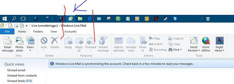 Click image for larger version.  Name:Windows Live Mail Syncing.jpg Views:16 Size:52.5 KB ID:28881