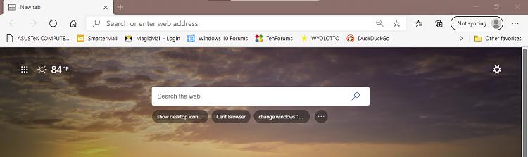 Changing Font Size of Edge Favorites Bar.-image.png