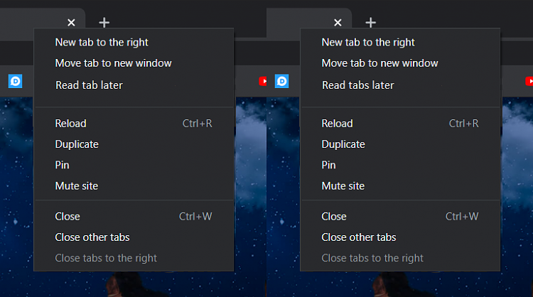 Latest Google Chrome released for Windows-read-tab-tabs-later-22.png