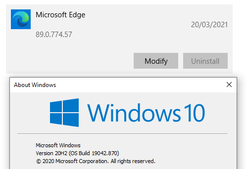 Windows Update installed Edge.  Can I safely Uninstall it?-image.png