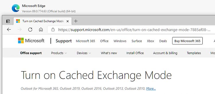 Edge update has issues with support.microsoft sites-image.png