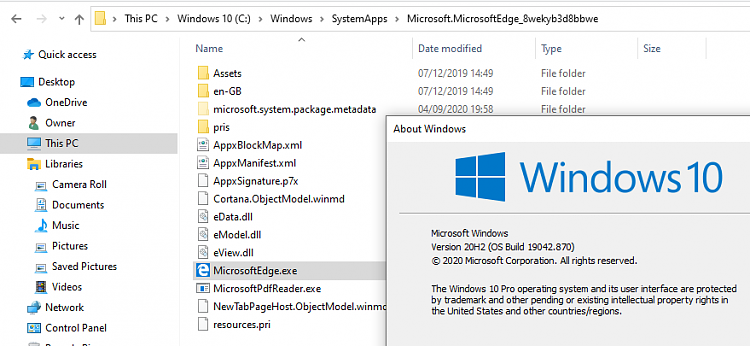 Interesting quirk with Start -> Apps listing of Microsoft Edge-legacy-edge-present-19042-870.png