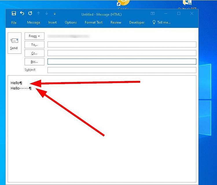 Outlook adds strange character at start of every line, what is it-x1.jpg