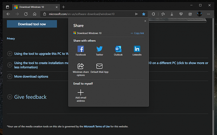 Latest Microsoft Edge released for Windows-share-canary.png