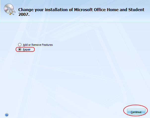 Click image for larger version.  Name:MS Office --- repair option.png Views:10 Size:50.5 KB ID:52686