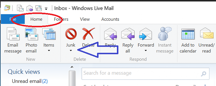 Windows Live Mail  Junk not junk-capture1.png