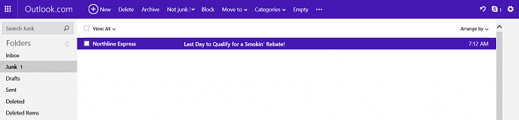 Windows Live Mail  Junk not junk-junkmail.png