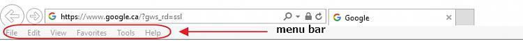 Click image for larger version.  Name:IE menu bar.jpg Views:3 Size:28.4 KB ID:61300