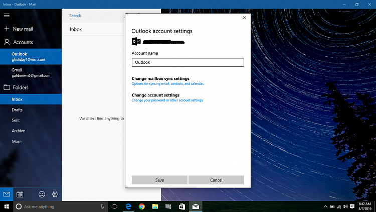 Click image for larger version.  Name:Outlook_Syncing_Windows 10 Pro_PC.png Views:1 Size:803.4 KB ID:73590