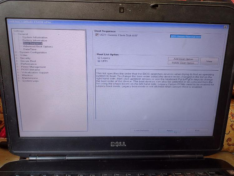 No drive found on my internal hard disk on Dell Latitude E5430.-image.jpg