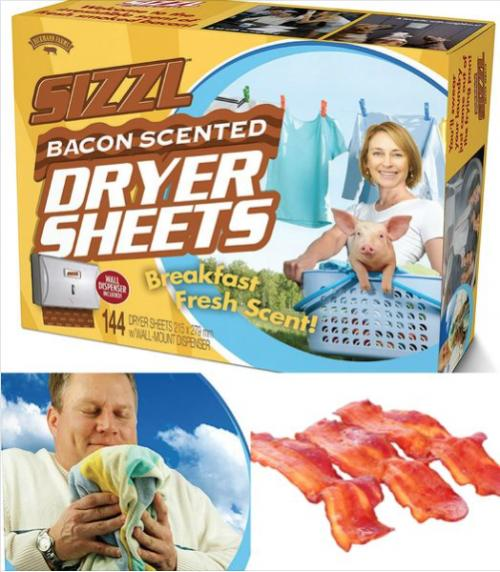 Funny Picture Thread [12]-bacon-scented-dryer-sheets.jpg