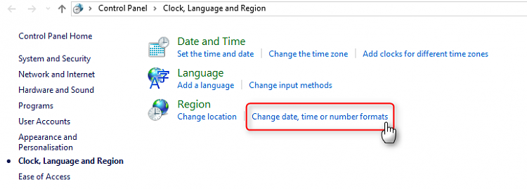 """How can I change the fonts for """"time""""' and """"change the language""""?-image.png"""
