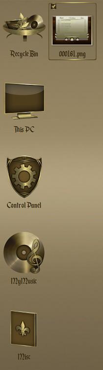 Change Desktop icon font color-000162.png