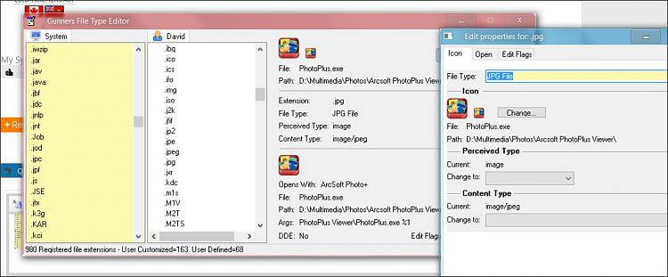Add comments, tags, metadata to files in explorer, folder