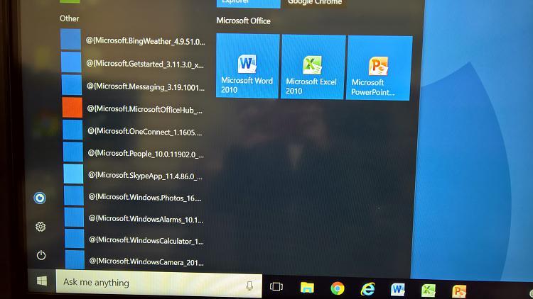 how to get rid of stupid tiles win 10 desktop