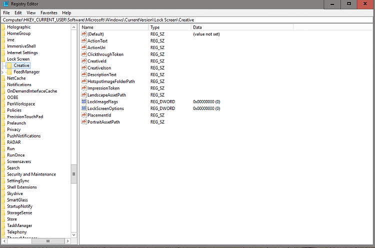 Windows Spotlight broken, not downloading images-capture.png
