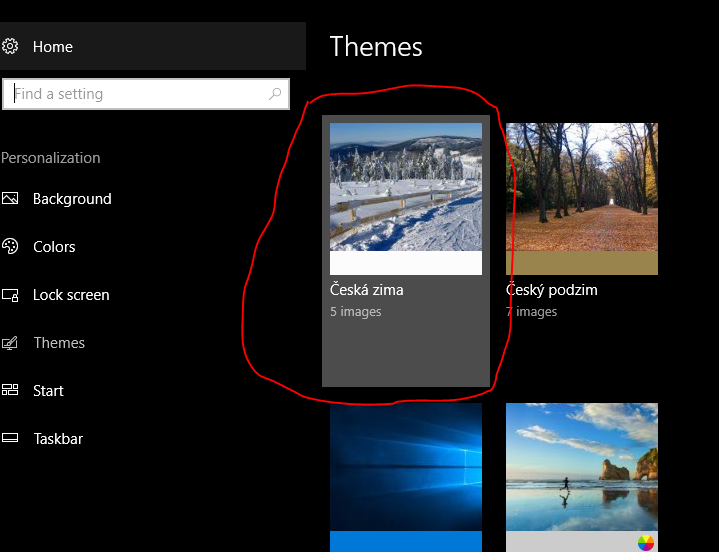 windows 10 theme issues solved windows 10 forums