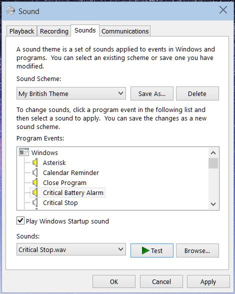 Click image for larger version.  Name:Sounds Panel.JPG Views:436 Size:51.6 KB ID:16868