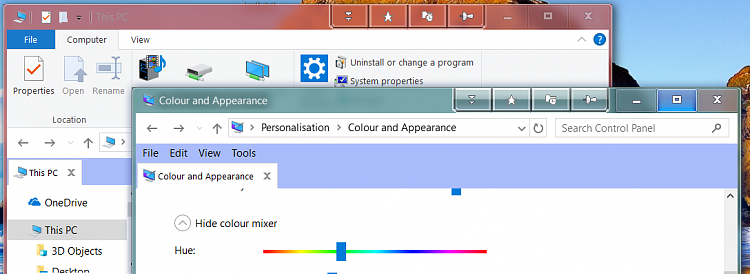 Change Windows Caption Buttons like in Windows 7 Solved - Windows 10