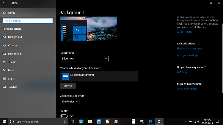 How use a theme in Windows 10 from Windows 7? - Windows 10 Forums