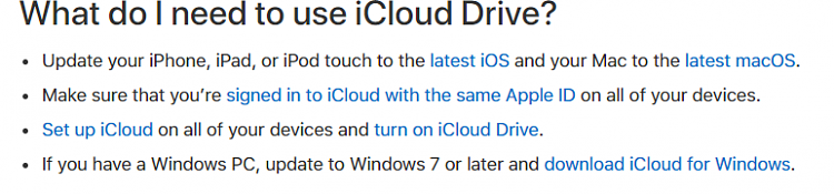 Can someone help with adding iCloud Drive to explorer navigation