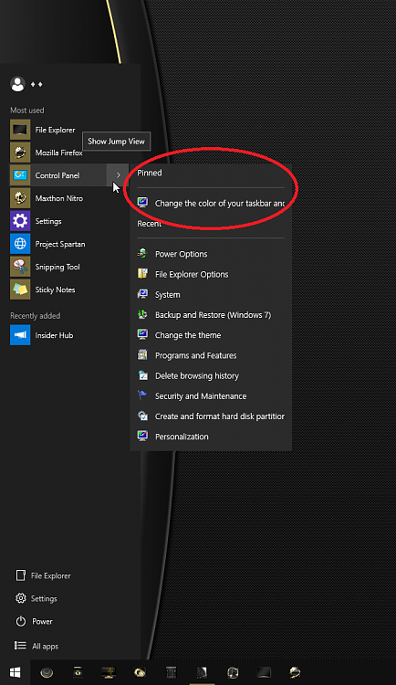 how to change the color on my computer screen