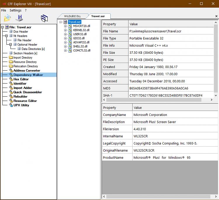 Using Windows 98 screensavers in Windows 10 Solved - Windows