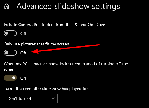 How to force Win10 to pick only landscape images for slideshow?-001557.png