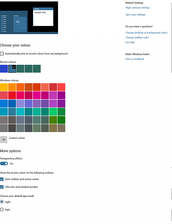 Accent color bug  in 1809 and how to set title bar color manually-2018-12-22_09-35-41.png