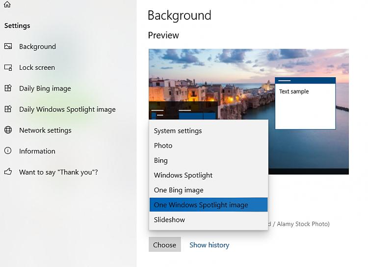 Any Windows Spotlight Wallpaper App Windows 10 Forums