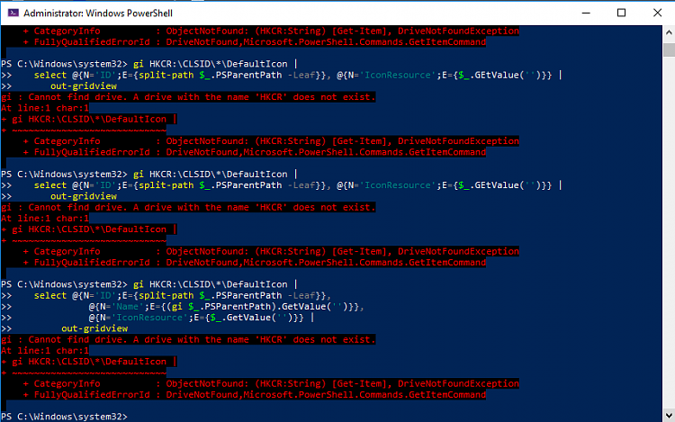 Click image for larger version.  Name:Powershell.PNG Views:1 Size:49.0 KB ID:228497