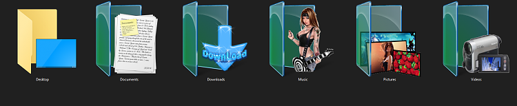 how to change the desktop icon please.PNG