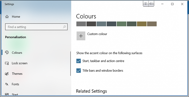 Can't change the task bar color back to default after theme change.-snap-2019-09-10-09.49.15.png