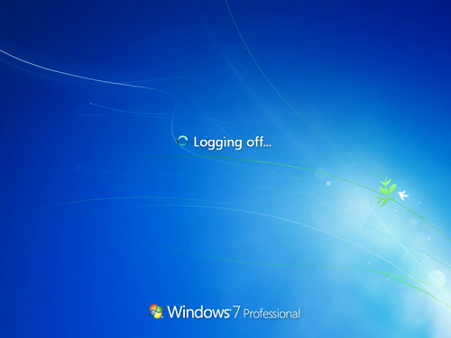 customize the windows 10 log on and log off screen On window off screen