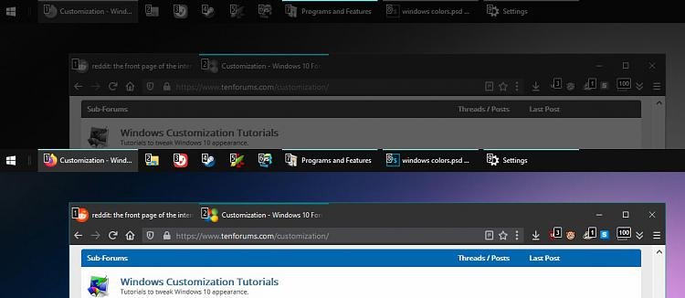 """Color difference between Windows Accent and the """"Taskband""""?-taskbar_band.jpg"""
