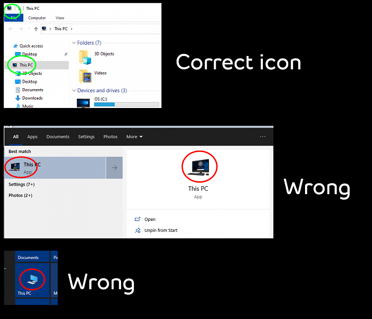 Windows 10 This PC showing wrong icon-w.png