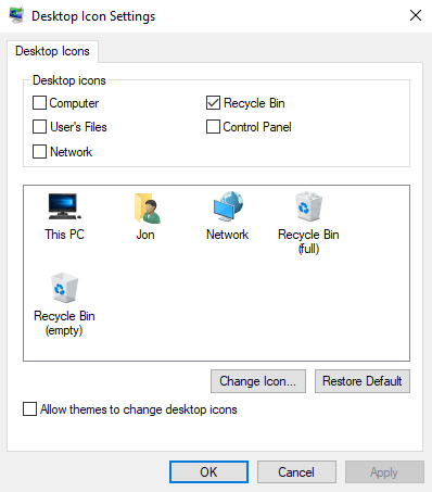 Windows 10 This PC showing wrong icon-dis.png