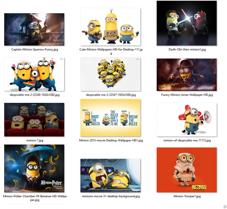 Click image for larger version.  Name:minions.PNG Views:72 Size:910.9 KB ID:27621