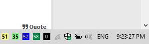 White System Tray Icons on White Taskbar in Windows Light theme issue-yygl2qcjlz.png