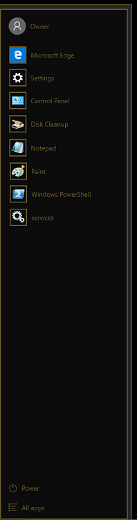 Pin down shortcuts on the left side of the start menu-000010.png