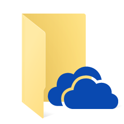Solved Fixed folder icons for OneDrive and Podcasts ...