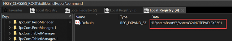Where can I find taskbar jumplist icons fin the registry?-image.png