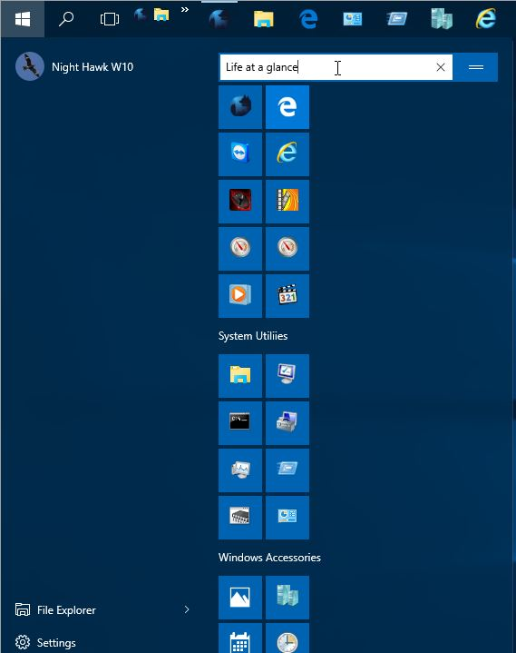 Click image for larger version.  Name:W10 STAR MENU RESIZE 5 ENTER CATAGORY NAME.jpg Views:20 Size:41.3 KB ID:37216