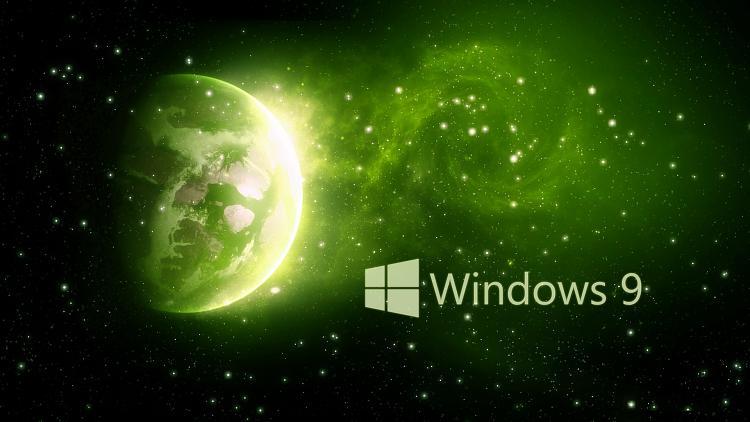 User Created Windows Nine Wallpapers-9wallgreen.jpg