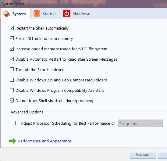 Q: How to do specific performance adjustments within Windows 10?-winmanager.png