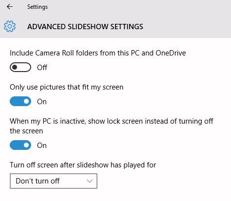 Click image for larger version.  Name:Advanced slideshow settings Windows 10.jpg Views:21 Size:25.3 KB ID:42358