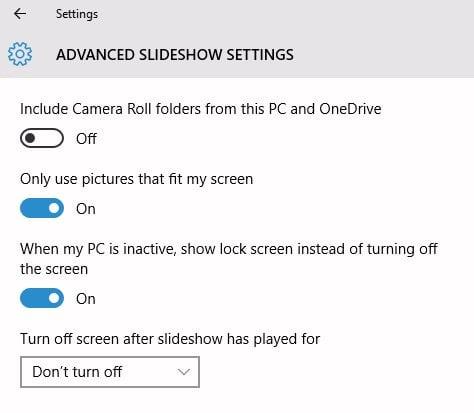 Click image for larger version.  Name:Advanced slideshow settings Windows 10.jpg Views:25 Size:25.3 KB ID:42358