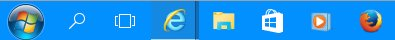 Click image for larger version.  Name:Windows 7 start button in Windows 10.jpg Views:29 Size:5.2 KB ID:43528