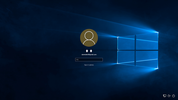 Is There A Way To Change The Lockscreen Background The One Where The Password Pin Is Windows10