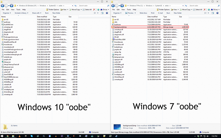 Click image for larger version.  Name:OOBE Folder Windows 7 & 10.png Views:3 Size:193.4 KB ID:44894